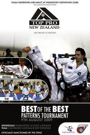 International Taekwon-Do Interclub Tournaments